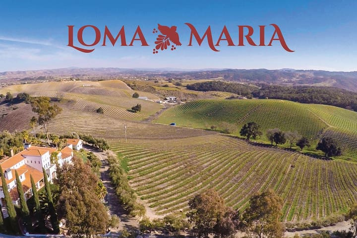 Loma Maria - Luxury in California Wine Country