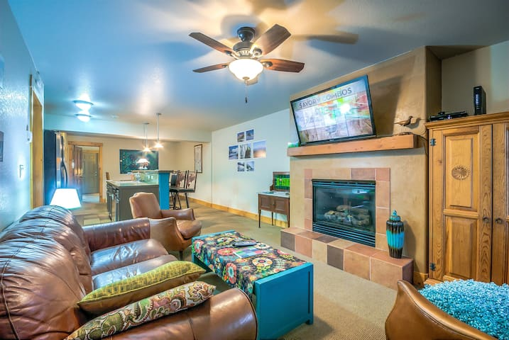 Amazing Location In Downtown Steamboat! -  Residences At Old Town C4