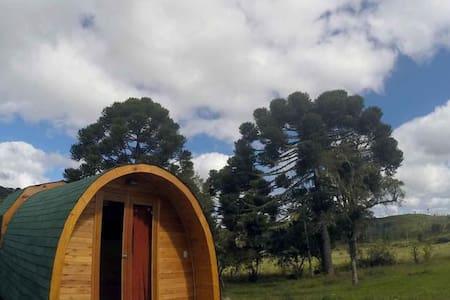 Pousada Bolicho Guabiroba - Cambará do Sul - Chatka w górach