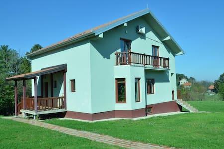 Big family House - Mala Ivanča - Casa