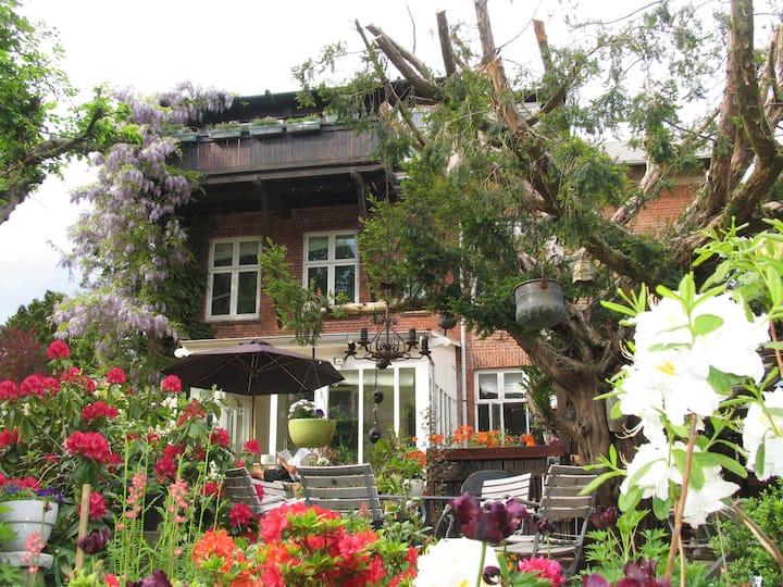 Villa accommodation near Copenhagen
