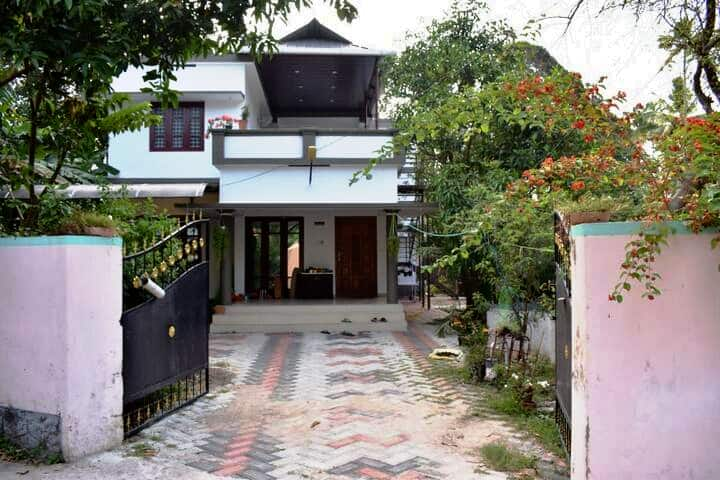 Thanal Homestay: Private room for two guests