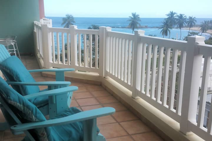 *Cozy apartment, Nice BEACH VIEW @ Isabela P.R.