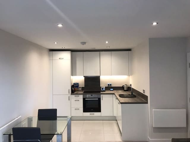 Luxury Apartment Reading Central 35min London City