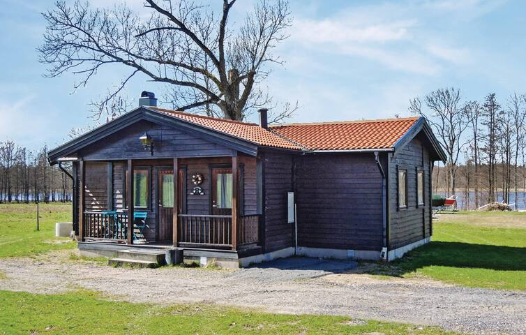 Holiday cottage with 2 bedrooms on 80m² in Ljungby