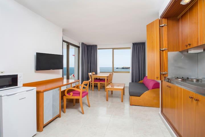 Apartamento 1 dormitorio - 3 pax