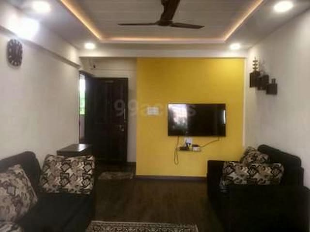 2BHK Fully Furnished Luxury Flat at Wakad