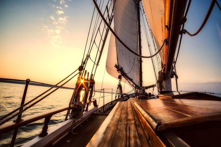 Expérience unique - Nuitée(s) sur voilier 43 pieds