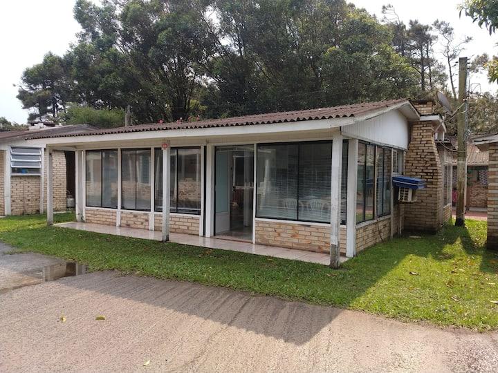 Casa em Camping na beira da Lagoa - N°59