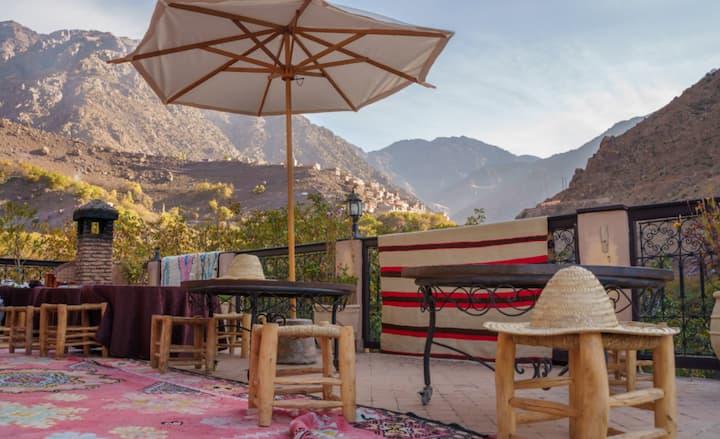 Grand Salon Berber