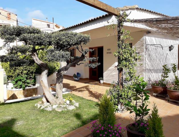 Casa la Vall, una casa rodeada de naturaleza