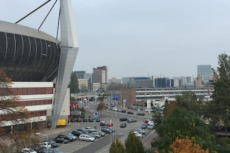 Modern Apartment City Center Expats, FREE PARKING - Eindhoven