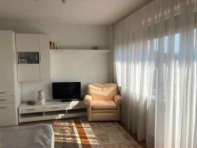 Einzimmerwohnung in Heilbronn Zentrum