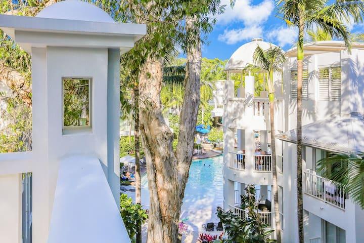 1 Bedroom Gardenview Rooftop Spa