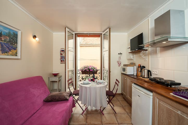Modern, well equipped, central ★★ - Perpignan - Apartamento
