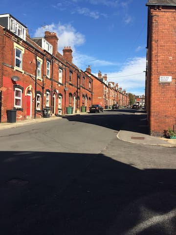 Private Comforta Room Female Only Near University - Leeds - Hus