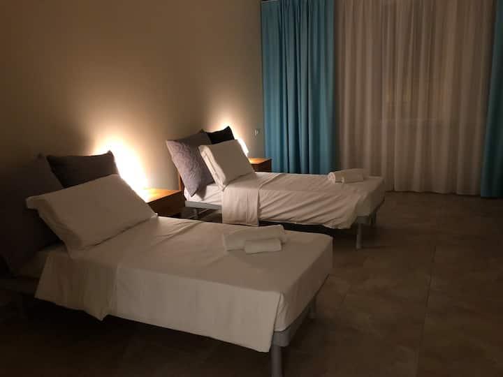 Verona Exibition Centre private rooms