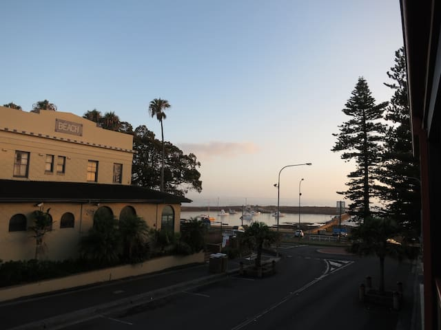 Harbour View Holiday Apartment - Shellharbour - Huoneisto