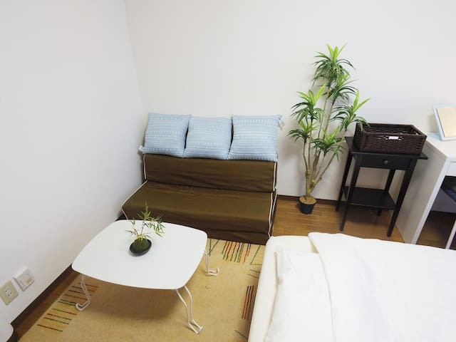 【JUST 3 min Kyoto sta.】Best comfortable your trip.