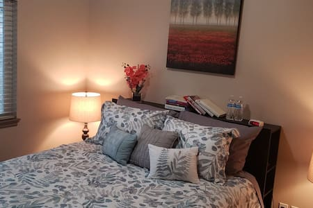 Cozy private room close to UVU, I-15, Front runner