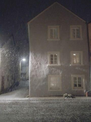 ... und im Winter ... and in winter