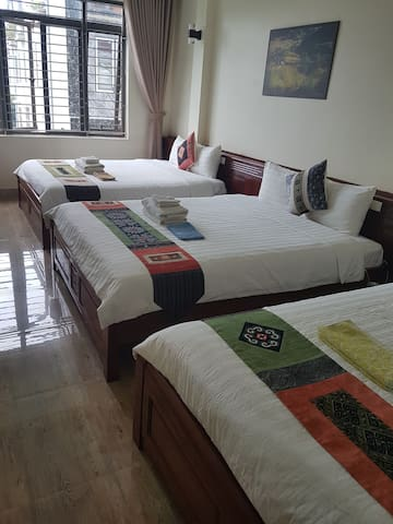 sapa peaceful hotel