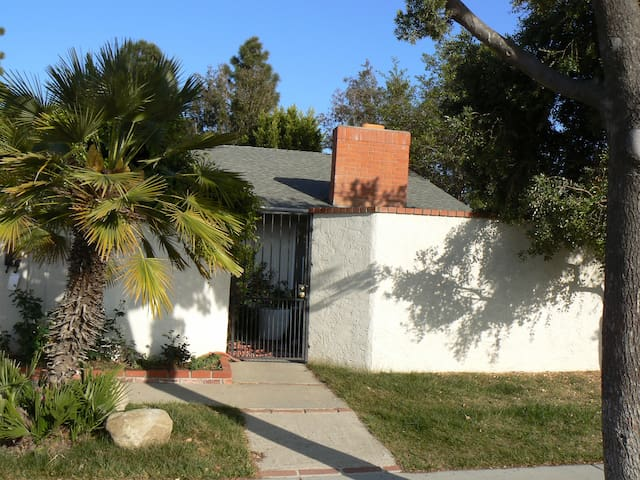 UCI Private entrance, kitchen priv, pool, tennis - Irvine - Casa