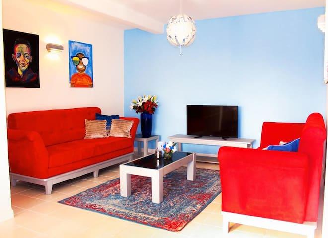 Magnifique appartement, design et impecable