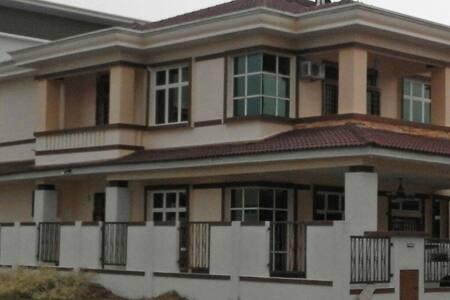 Unique  house - Melaka