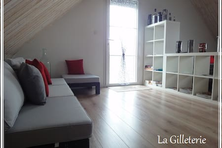 Meublé 65m², 2 chambres ,  Axe Ancenis / Varades - Varades - Appartement
