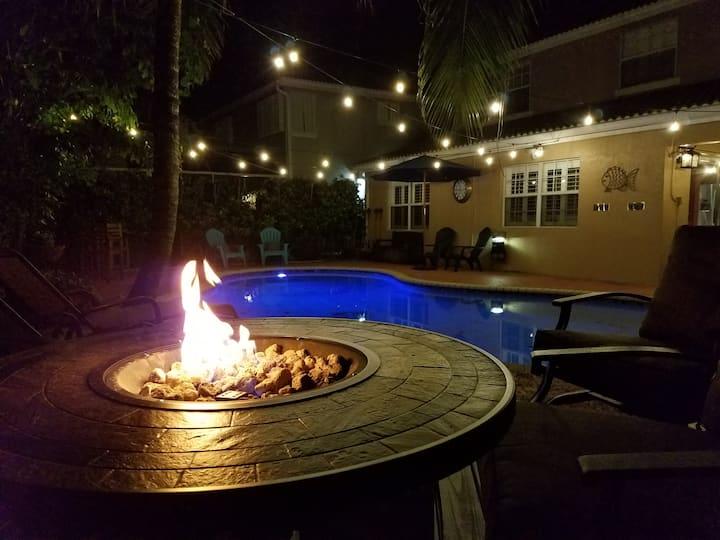 Beautiful updated pool home - Serenity awaits!