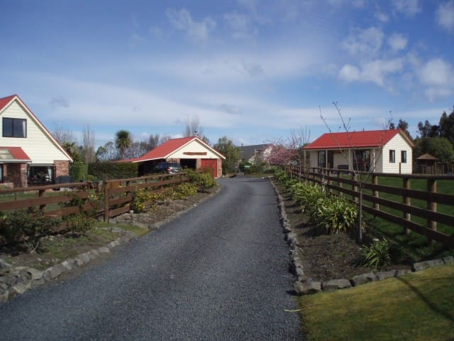 Pacific View Otago B&B - Brighton - Penzion (B&B)