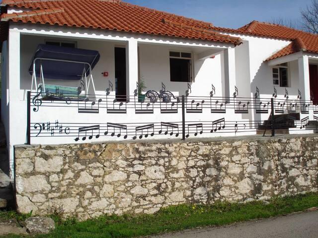 Termas da Azenha: Casa Oliveira