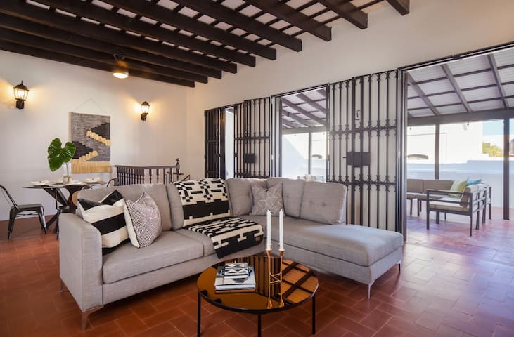 San Justo Terrace | Trendy 2 bedroom apartment in Old San Juan