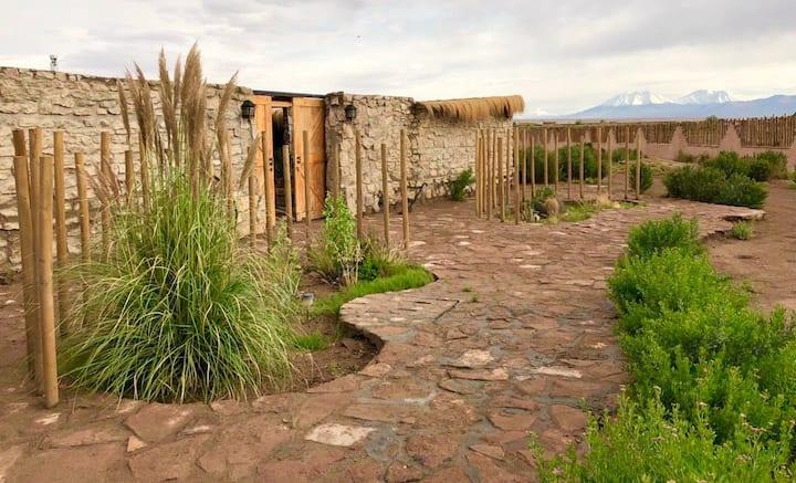 Estancia casa de piedra, Chiu Chiu  Chile