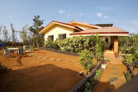 Nature Valley Sanitised  Villa AC (2BHK)