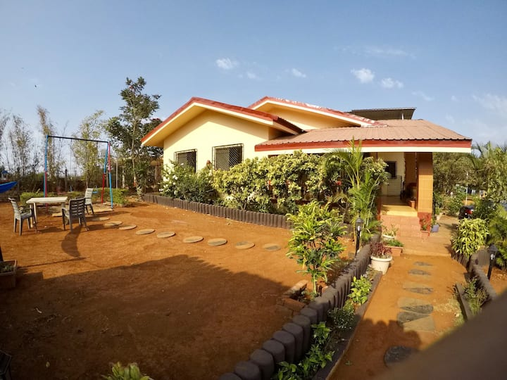Nature Valley bungalow AC (2BHK)