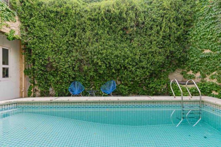 Palermo Soho-Pza Serrano Exclusive Pool&Garden