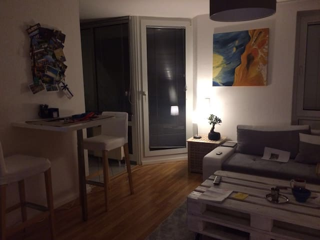 Wohnung auf der Leineinsel - Hannover - Apartment
