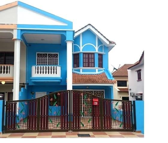 Skybook Homestay Malacca - มาลักกา - บ้าน