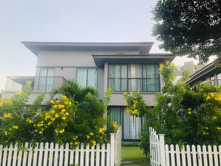 Valentine Villa Phú Quốc. Biệt thự nghỉ dưỡng 4ngủ