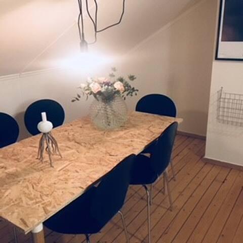 Central lägenhet i Borås, 2 rok