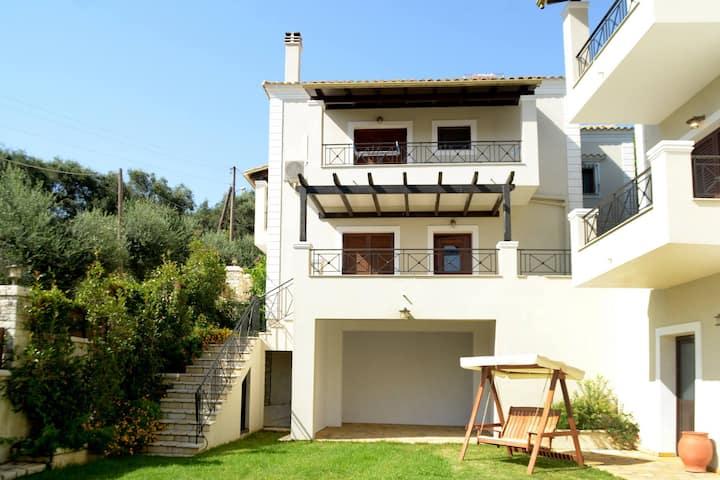 Villa Angie Nymfes Corfu Villa