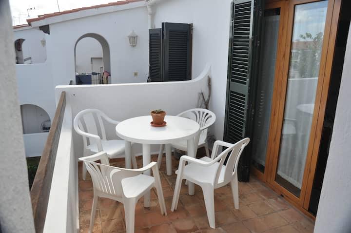 Menorca,Precioso y confortable apartamento.