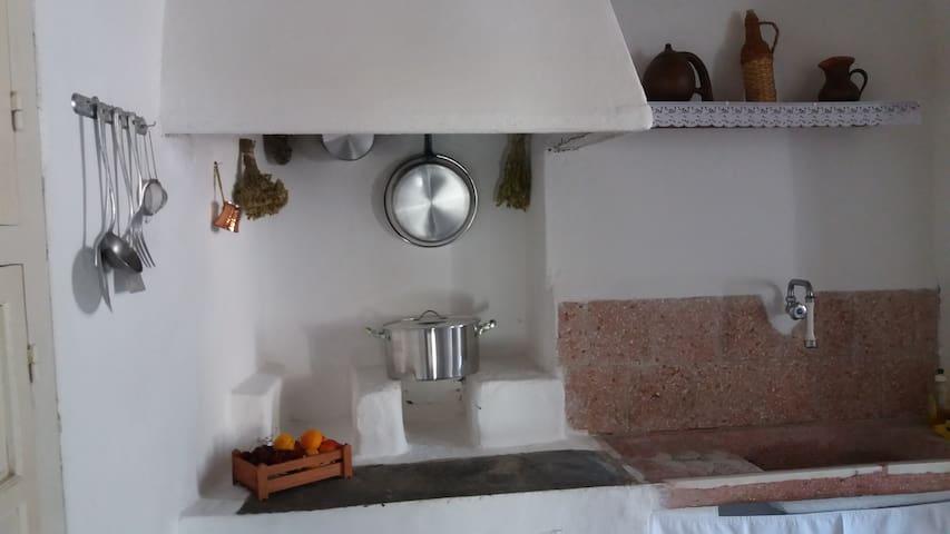 Kourion - Melanes - Dům