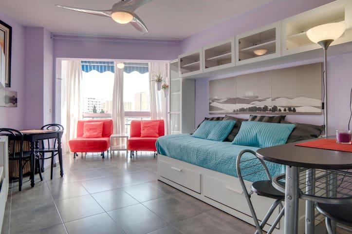 VACACIONES EN COSTA DEL SOL - Fuengirola - Apartamento
