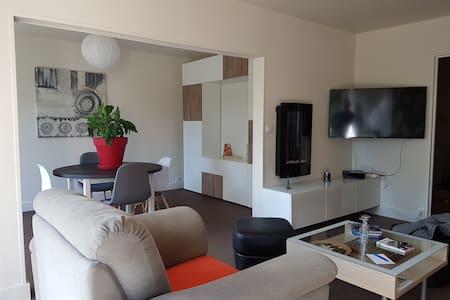 Charmant appartement 85 m2 proche du centre