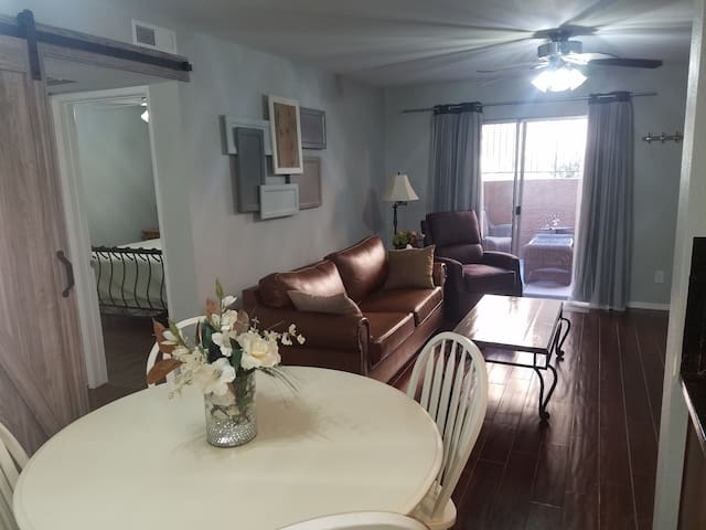 Newly Renovated, Centrally Located 2 Bedroom Condo