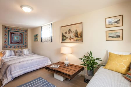 Queen Room on Shuttle Route - Revelstoke - Casa