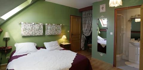 Chambre Fleur Bergues Intramuros